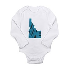 Idaho Home Long Sleeve Infant Bodysuit