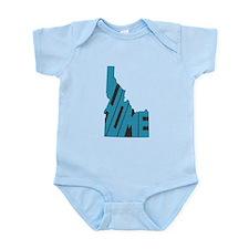 Idaho Home Infant Bodysuit