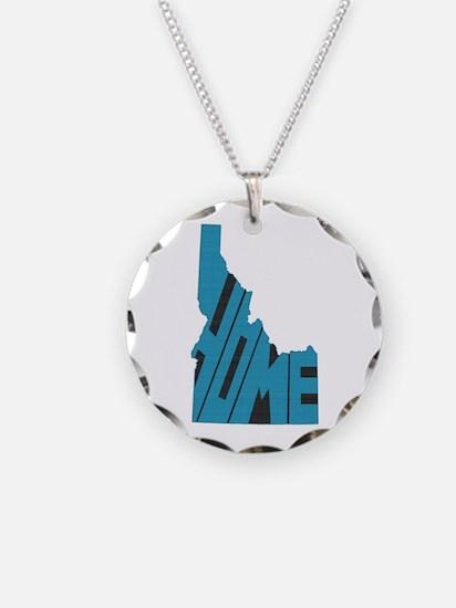 Idaho Home Necklace