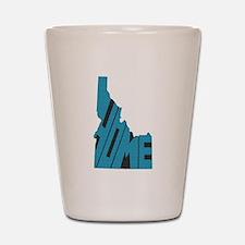 Idaho Home Shot Glass