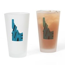 Idaho Home Drinking Glass