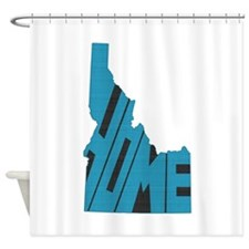 Idaho Home Shower Curtain