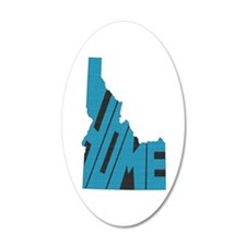 Idaho Home Wall Decal