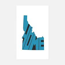 Idaho Home Sticker (Rectangle)