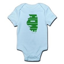 Illinois Home Infant Bodysuit