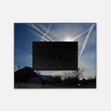 Chemtrail Grid Picture Frame
