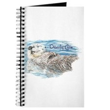 Otterly Cute quote Humorous Cute Otter Animal Jour