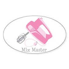 Mix Master Decal
