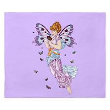Butterfly Flight King Duvet
