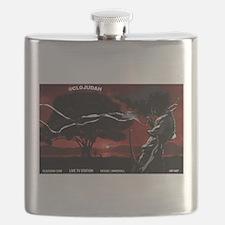 CLOJudah Samurai Flask