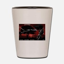 CLOJudah Samurai Shot Glass