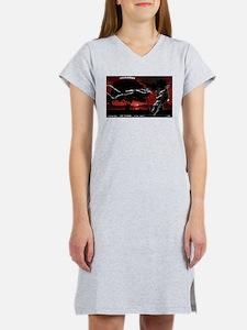CLOJudah Samurai Women's Nightshirt