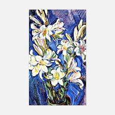 Lily - Nicolas Tarhoff paintin Decal