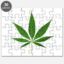 Pot Leaf Puzzle