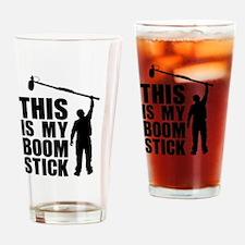Boom Stick Drinking Glass