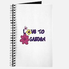 Love To Garden Journal