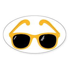 Sunglasses Decal