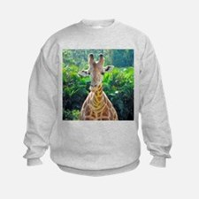 GIRAFFE LOVE Sweatshirt