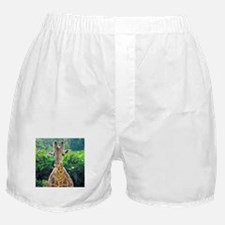 GIRAFFE LOVE Boxer Shorts