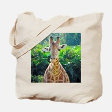 GIRAFFE LOVE Tote Bag