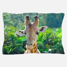 GIRAFFE LOVE Pillow Case