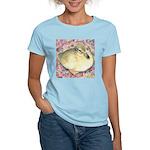 Snowy Mallard Duckling Women's Light T-Shirt
