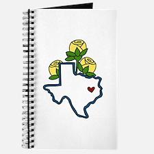Texas Map Journal