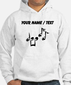 Custom Music Notes Hoodie