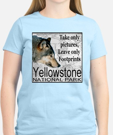 Take Only Pictures, Leave Onl T-Shirt