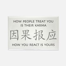 How You React Is Yours Magnets