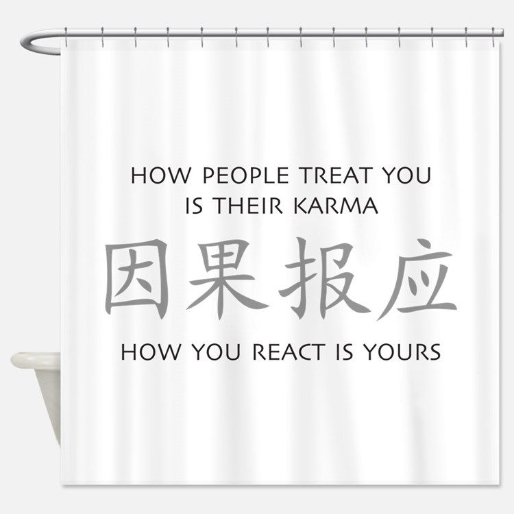 Chinese Characters Bathroom Accessories Decor Cafepress