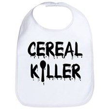 Cereal Killer Bib
