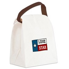 Lone Star Canvas Lunch Bag