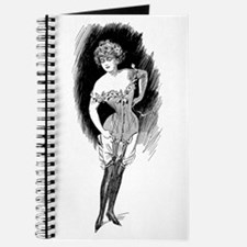 Corset & Garters Journal