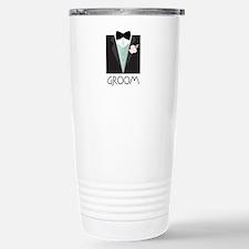 Groom Travel Mug