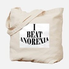 Cute Anorexia Tote Bag