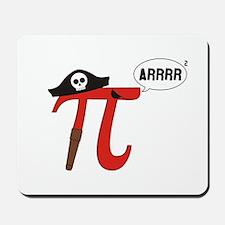 Pi R Squared Mousepad