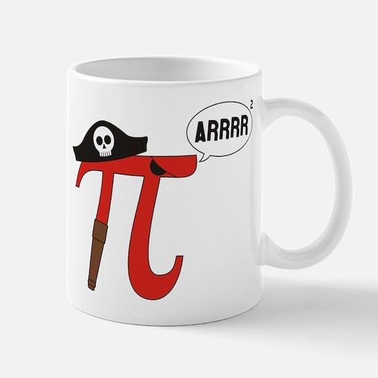 Pi R Squared Mugs