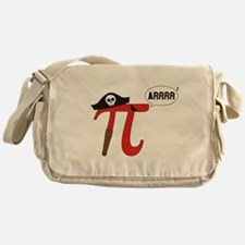 Pi R Squared Messenger Bag
