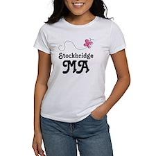 Stockbridge Massachusetts Tee