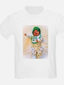 Kiss Me I'm Irish! T-Shirt
