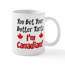 Bet Butter Tarts Im Canadian Mugs