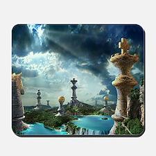Chess Relics Mousepad