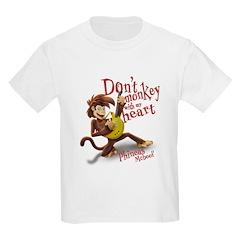 Phineas McBoof Kids T-Shirt