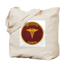 Army Medical Corps Tote Bag