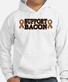 Support Bacon Hoodie