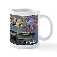USS Coral Sea CVA-43 Mugs