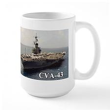 USS Coral Sea CV-43 Mugs