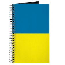 Ukranian flag Journal