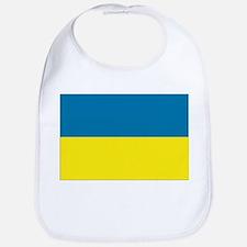 Ukranian flag Bib